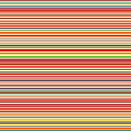 Seamless stripes color line art vector background 向量圖像