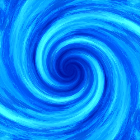 Abstract water swirl whirlpool spiral background