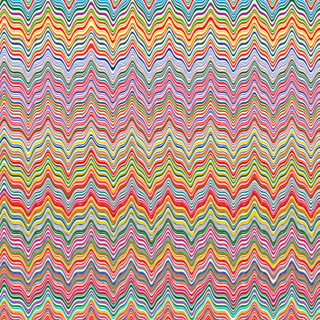 Vector rainbow color stripes pattern lines background
