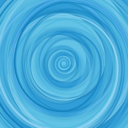 Abstract glossy vector of swirling water background.