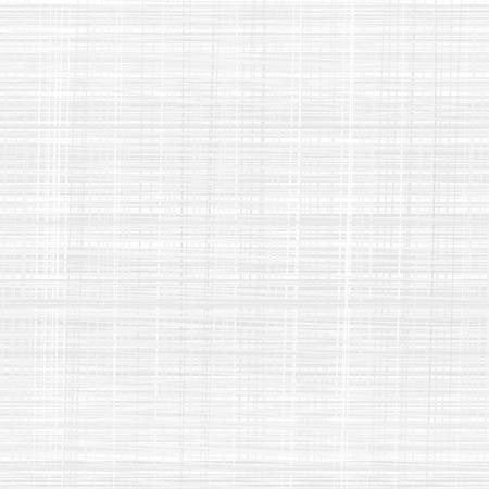 Lumière texture de tissu de fil. toile rayures gris illustration vectorielle avec des lignes horizontales et verticales.