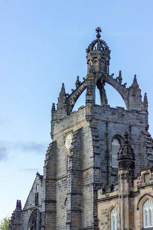 Kings college at the university of Aberdeen, Scotland Stockfoto