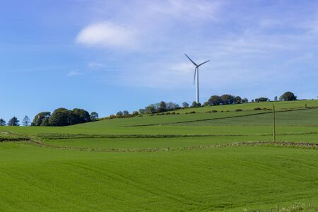 Wind turbine in Aberdeenshre