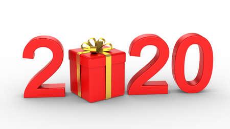 New Year 2020 Zdjęcie Seryjne - 136971496