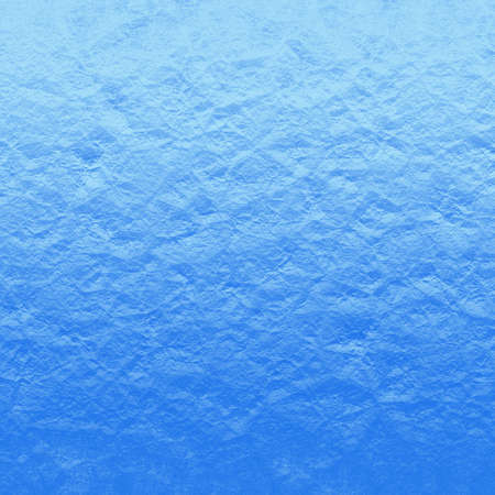 Crumpled up surface background in blue colors