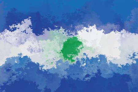 bandera de el salvador: bandera de El Salvador - patrón de diseño del grunge