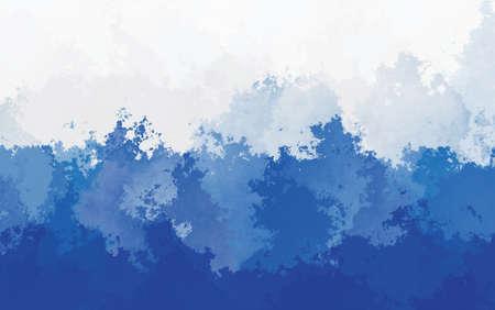 san marino: San Marino flag - grunge design pattern