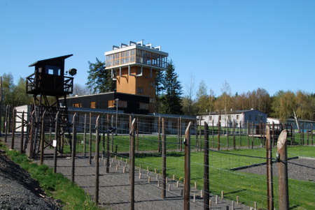 Labour concentration camp Vojna near Pribram, Czech republic  Stock Photo - 15625585