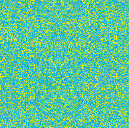 Vintage ornate seamless texture for cards and design - repeating fragment inside vector file