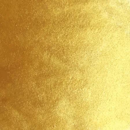 oro: Vector de la hoja de oro plantilla de fondo para las tarjetas, dibujado a mano telón - invitaciones, carteles, tarjetas. Vectores