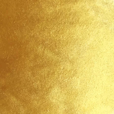 golden light: Vector golden foil background template for cards, hand drawn backdrop - invitations, posters, cards.
