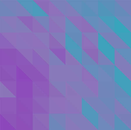 Blue purple vector abstract textured polygonal background triangle pattern for background with copy space