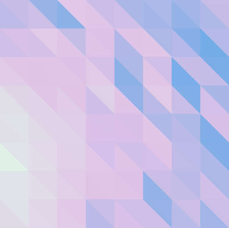 Pink blue vector abstract textured polygonal background triangle pattern for background with copy space