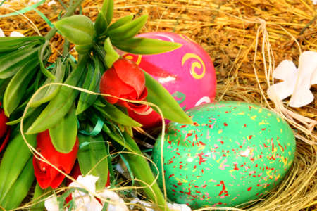 Easter decoraton Stock Photo - 12813560