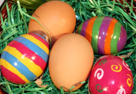 Easter decoraton Stock Photo - 12813558