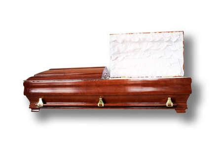 Luxury coffin