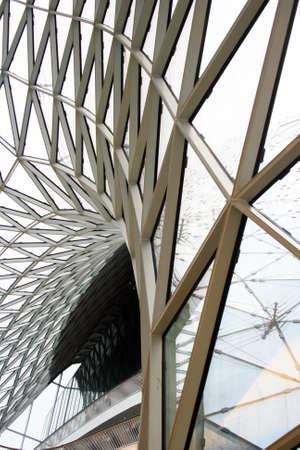 Fantastic Architecture Stock Photo