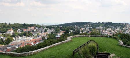 Konigstein im Taunus Stock Photo