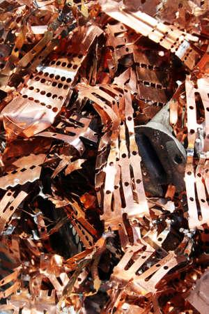 a copper: Reciclaje de cobre