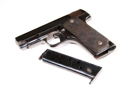 Astra Handgun Stock Photo