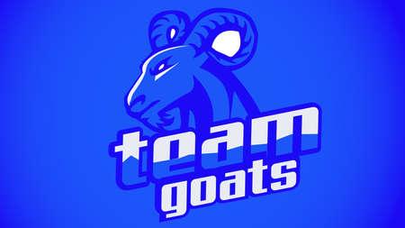 logo goats gaming