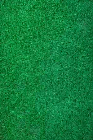 Green velvet texture