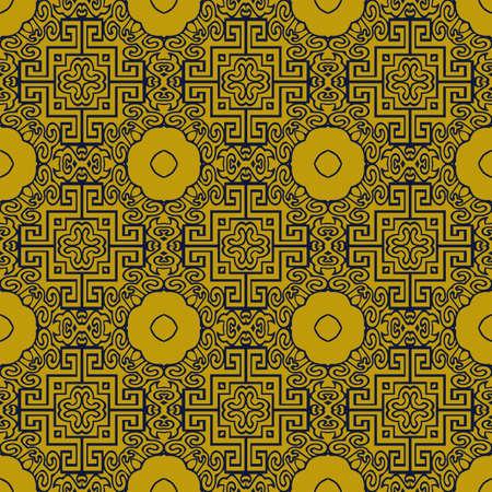 Colorful abstract kaleidoscope pattern texture background. Standard-Bild - 134645367
