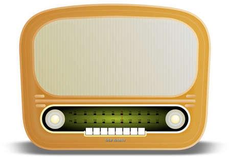 am radio: Old radio