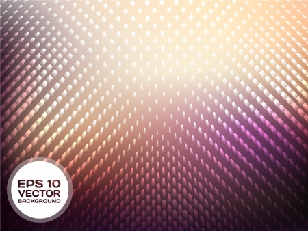 Holographic Abstract Background Illustration