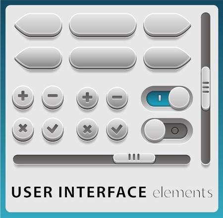 User Interface Stock Vector - 16872790