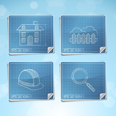 Blueprint Icons