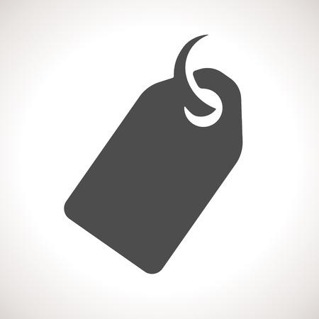 Price Tag, vector icon