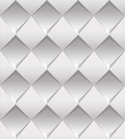 vector ornament: Vector Seamless Slylish White Pattern Illustration
