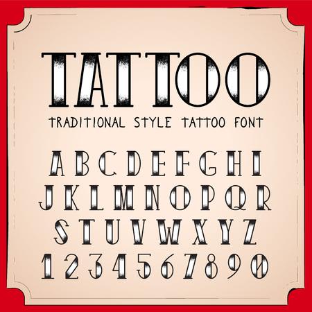 Favoloso Tatuaggi Lettere Foto Royalty Free, Immagini, Immagini E Archivi  MY67