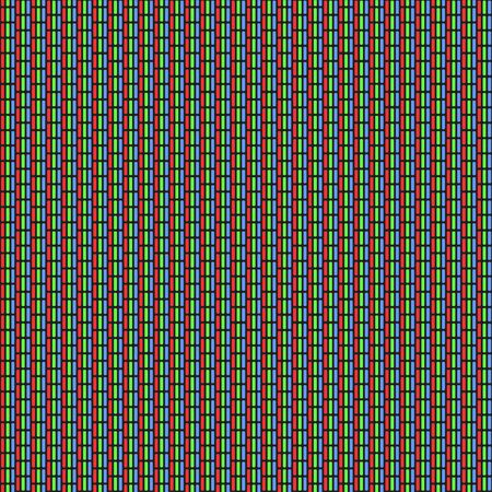 tv screen: Analog TV Screen Close Up Texture RGB dots seamless pattern