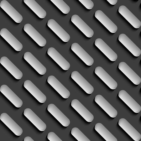 Seamless Steel Plate pattern metal grid texture