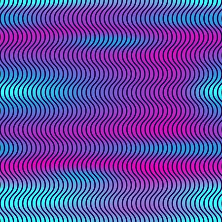 Seamless Minimal Geometric Purple Pattern. Abstract vector background with vivid colors. Graphic design for web, print, textile, wrapping and decoration