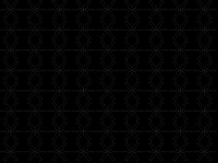 シームレスな黒の背景パターン