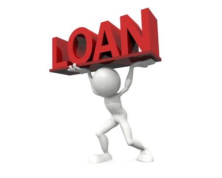 Loan burden