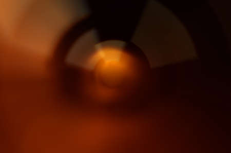 abstract backgroung  orange - black  photo