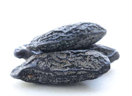 duftende Tonkabohne, zum Backen verwendet aromatisiert