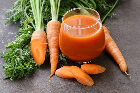 zanahoria: Zanahoria org�nica Natural jugo fresco alimentos saludables