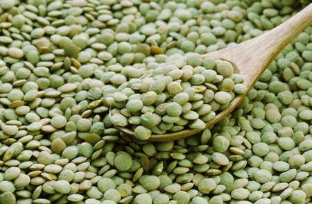 virid: Natural organic green lentils for healthy food