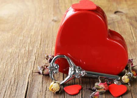 st  valentine: heart symbol of the holiday St. Valentine