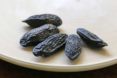 fragrant tonka beans, for baking and desserts