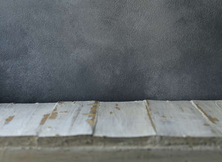 gray concrete background Stock Photo