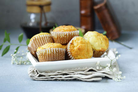 home made muffins for dessert and treat