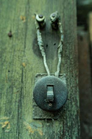 Electric retro switch.