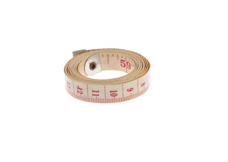 measure waist: The old measure around the waist.