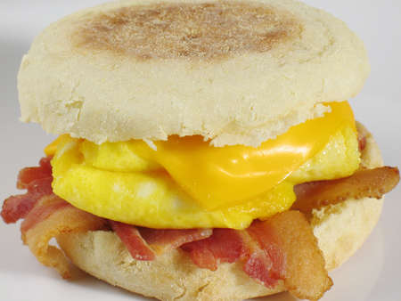 Bacon Breakfast Sandwich photo